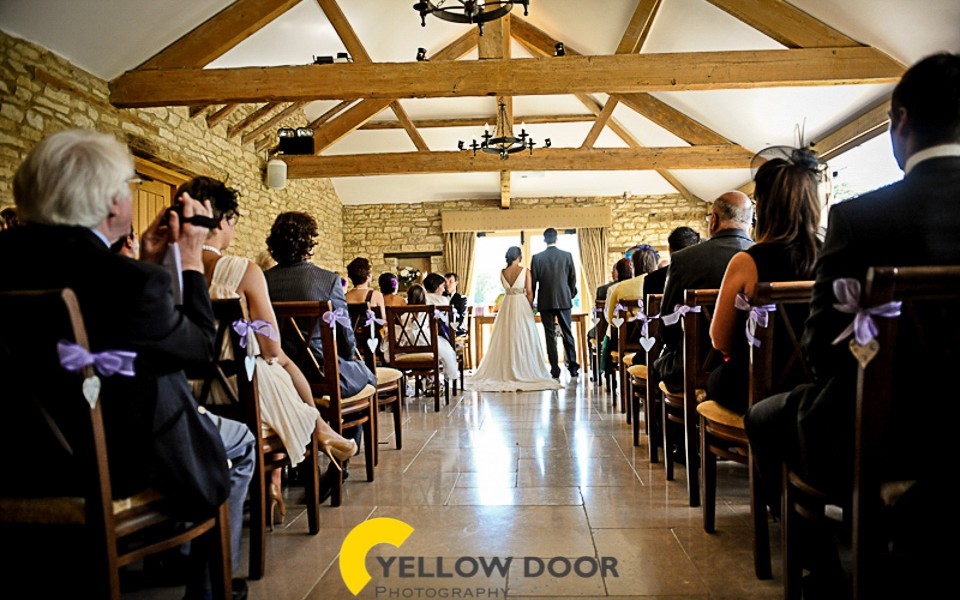 Jessica and James - Wedding photography Oxfordshire