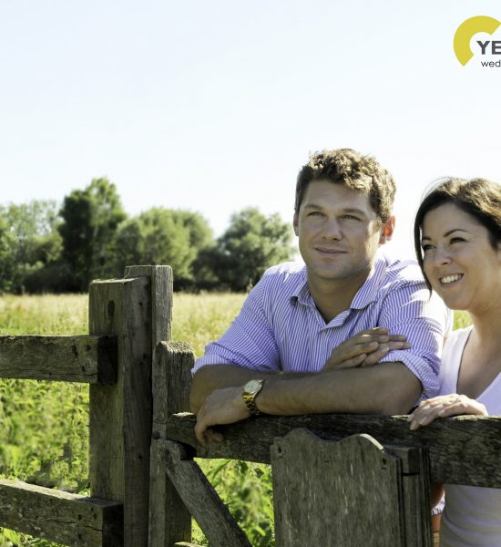 Clare and Will's - Pre wedding photography Stamford