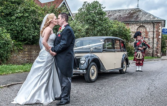 Nicole and Steven's Amersham wedding