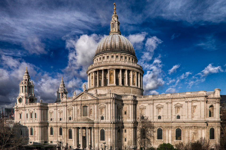 Yellow Door Wedding Photography » St Paul's Cathedral ...
