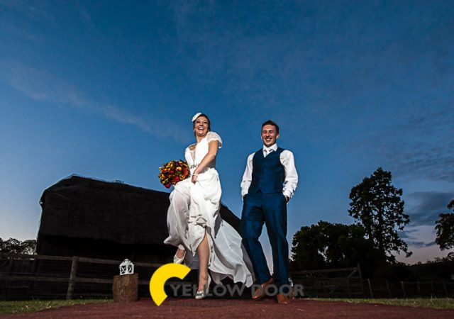 Long Wittenham wedding