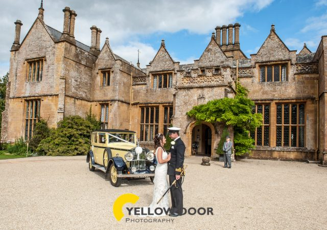 Dillington House wedding Somerset