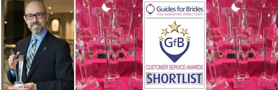 Guides for Brides 5* Customer Service Awards