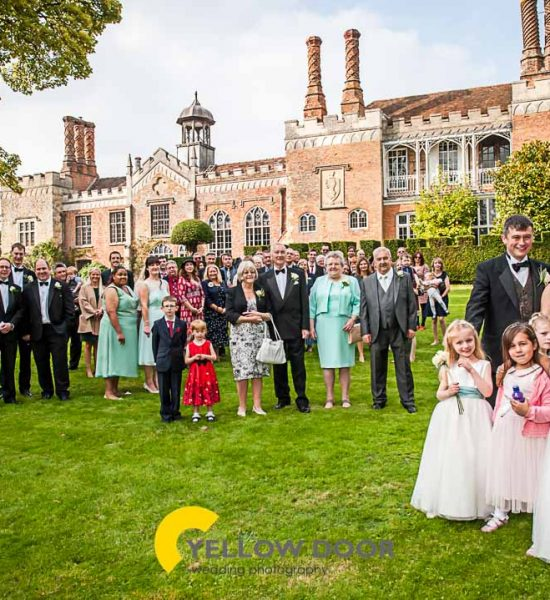 Rachel and Paul's Nether Winchendon House Wedding