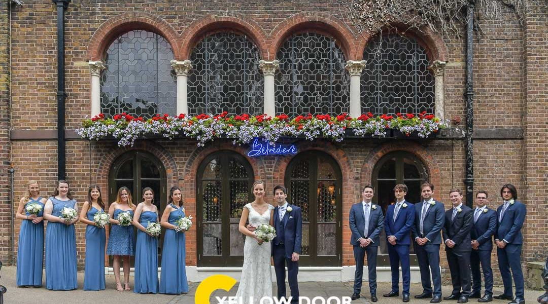 The Belvedere Holland Park Wedding